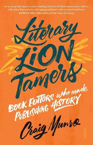 Literary Lion Tamers