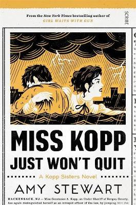 Miss Kopp JustWon'tQuit