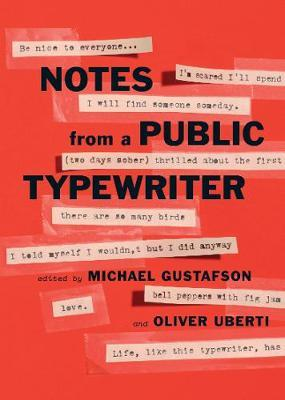 Notes from aPublicTypewriter