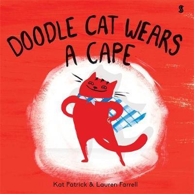Doodle Cat WearsaCape