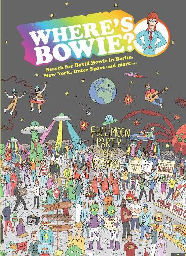 Where's Bowie?