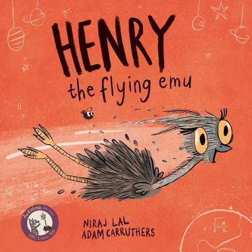 Henry theFlyingEmu