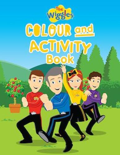 The Wiggles: Colour andActivityBook