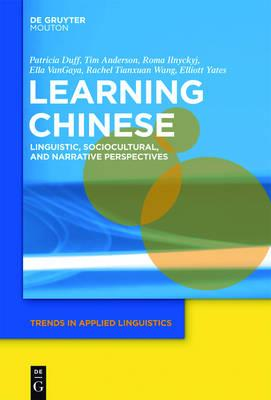 Learning Chinese: Linguistic, Sociocultural, and Narrative Perspectives
