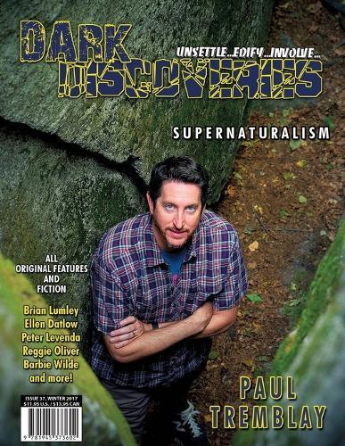 Dark Discoveries -Issue#37