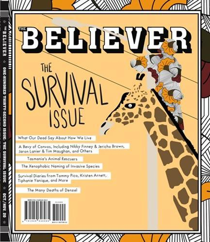 The Believer, Issue132:October/November