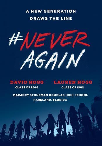 #NeverAgain: A New Generation DrawstheLine
