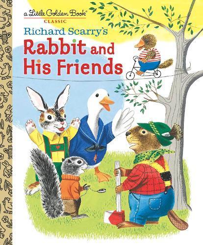 Richard Scarry's Rabbit andHisFriends