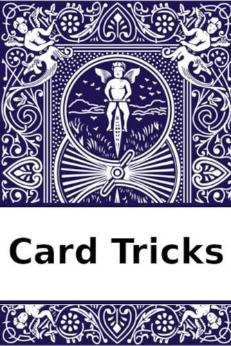 Card Tricks:AdvancedMagic