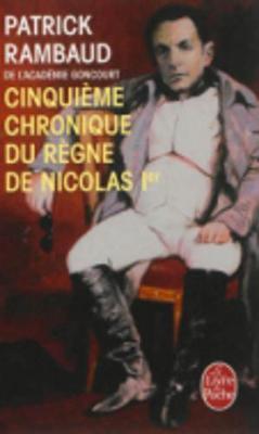 Cinquieme chronique du regne de Nicolas 1er