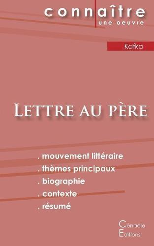 Fiche de lecture Lettre au pere de Kafka (Analyse litteraire de reference etresumecomplet)