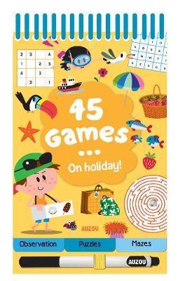 45 Games...onHolidays!