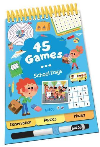 45 Games...SchoolDays!