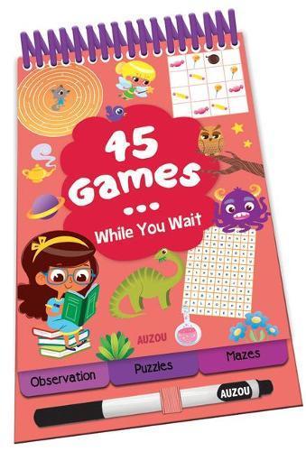 45 Games... Whileyouwait!