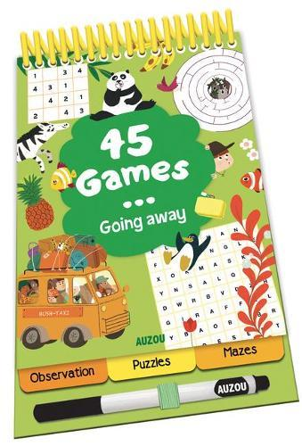 45 Games...GoingAway!