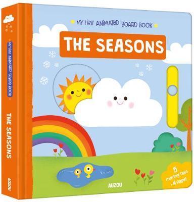 Seasons, My First AnimatedBoardBook