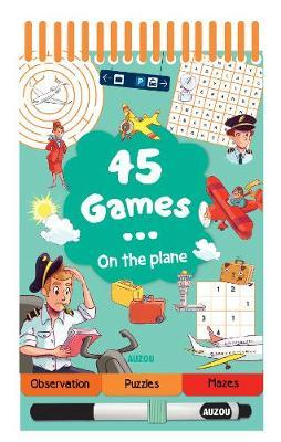 45 Games onthePlane