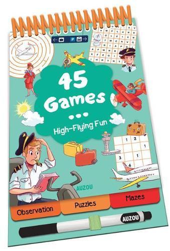 45 Games...HighFlyingFun