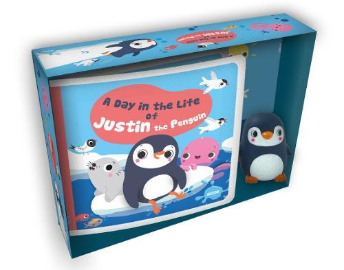 A Day in the Life of Justin the Penguin(boxedition)