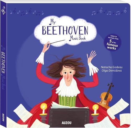 My BeethovenMusicBook