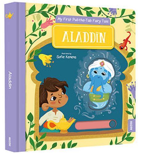 My First Pull-the-Tab FairyTale:Aladdin