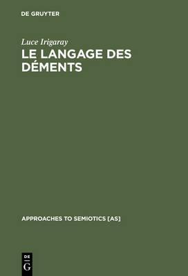 Le langage des dements