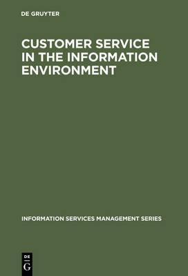Customer Service in the Information Environment