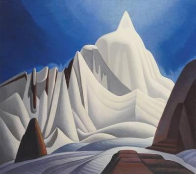 The Idea of North: The Paintings ofLawrenHarris