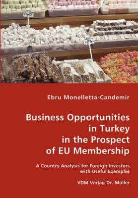 Business Opportunities in Turkey in the Prospect of Eu Membership by Ebru  Monelletta-Candemir