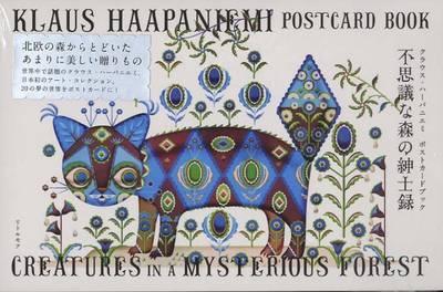 Klaus Haapaniemi - Creatures in a Mysterious ForestPostcardBook