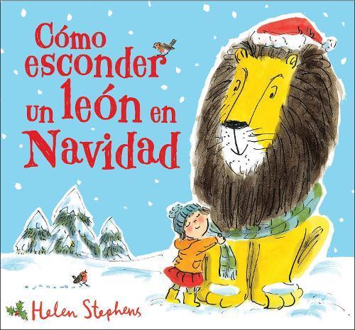 Como Esconder Un Leon En Navidad / How to Hide a LionatChristmas