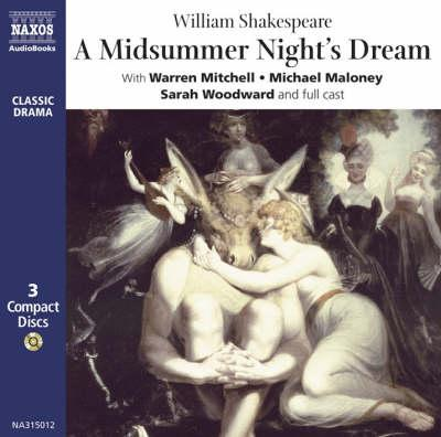 A Midsummer Night's Dream: Performed by Warren Mitchell & Cast