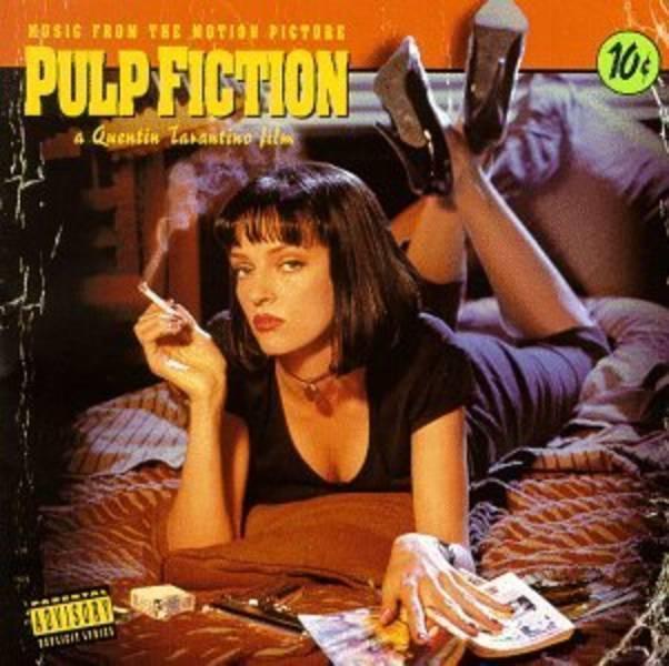 Pulp Fiction(Vinyl)(Soundtrack)