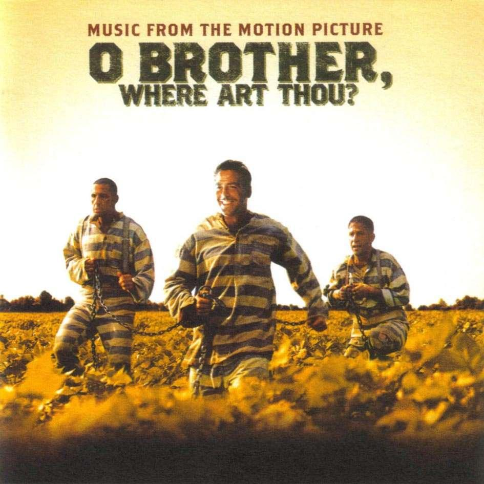 O Brother, Where Art Thou? (Soundtrack) by Coen Brothers · Readings.com.au