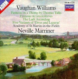 Vaughan Williams Lark Ascending Fantasia On A Theme By Thomas Tallis