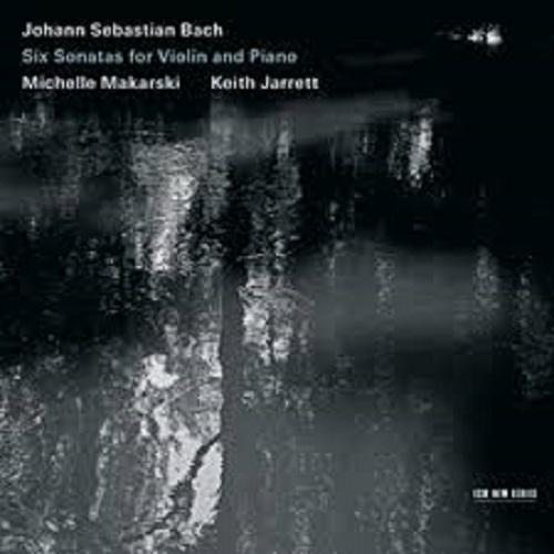 J.S. Bach: Six Sonatas for Violin and Piano, BWV 1014--1019