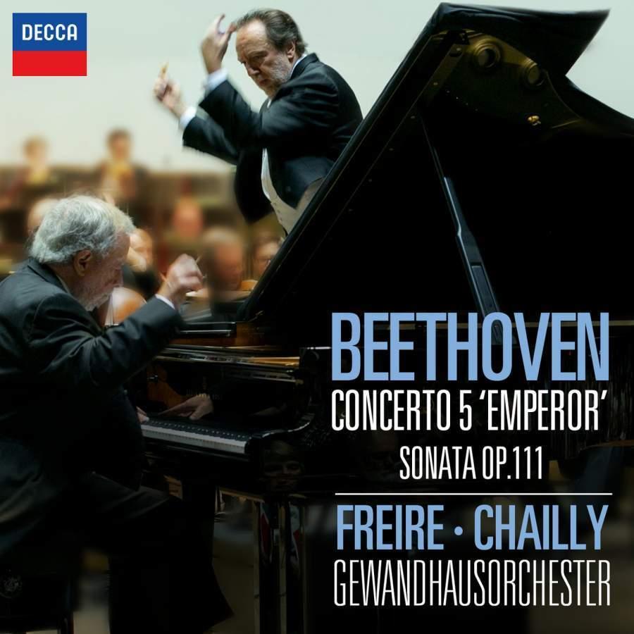 Beethoven: Piano Concerto No. 5 & Piano SonataNo.32
