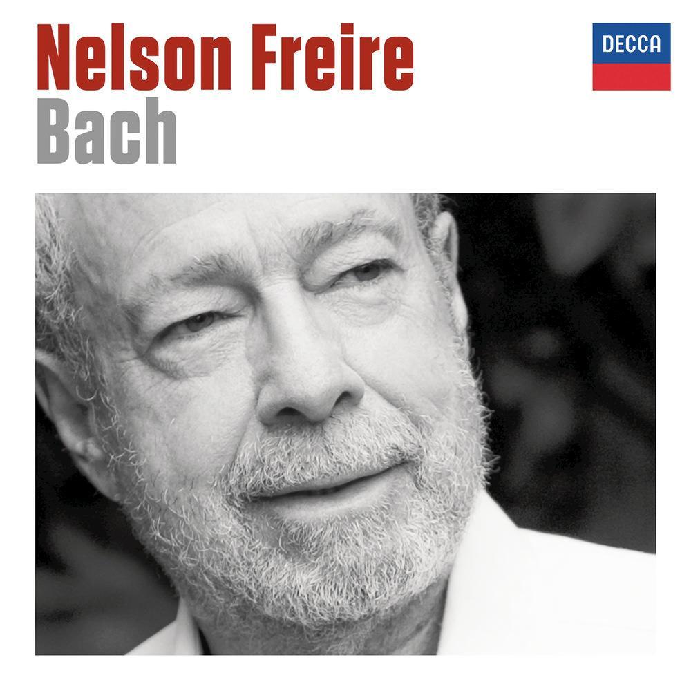 NelsonFreire:Bach