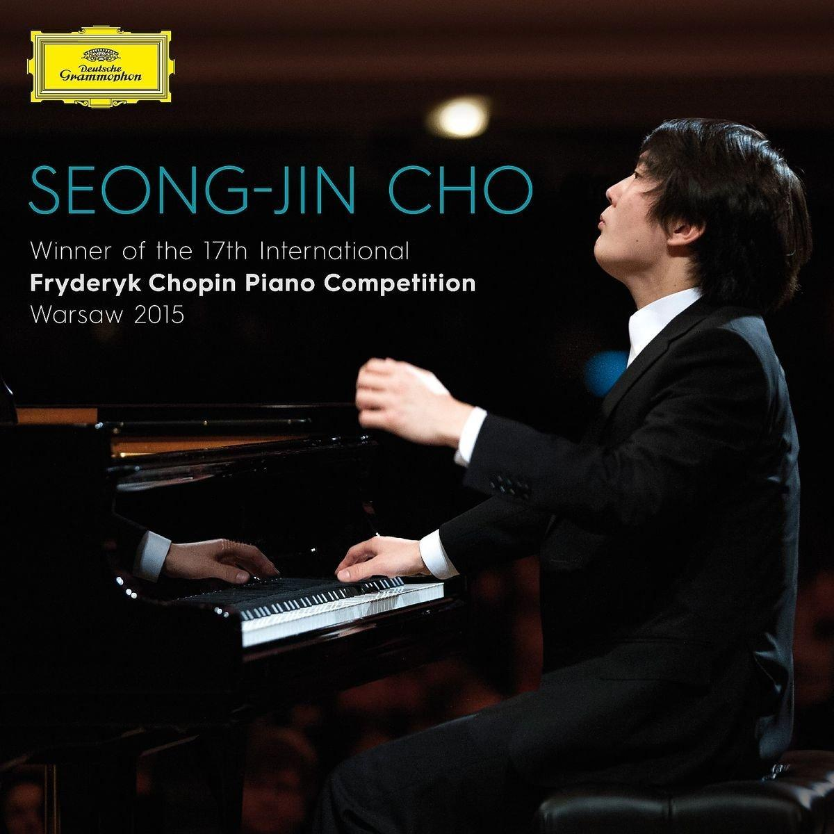 Winner of the 17th International Fryderyk Chopin Piano Competition 2015: Seong-Jin Cho