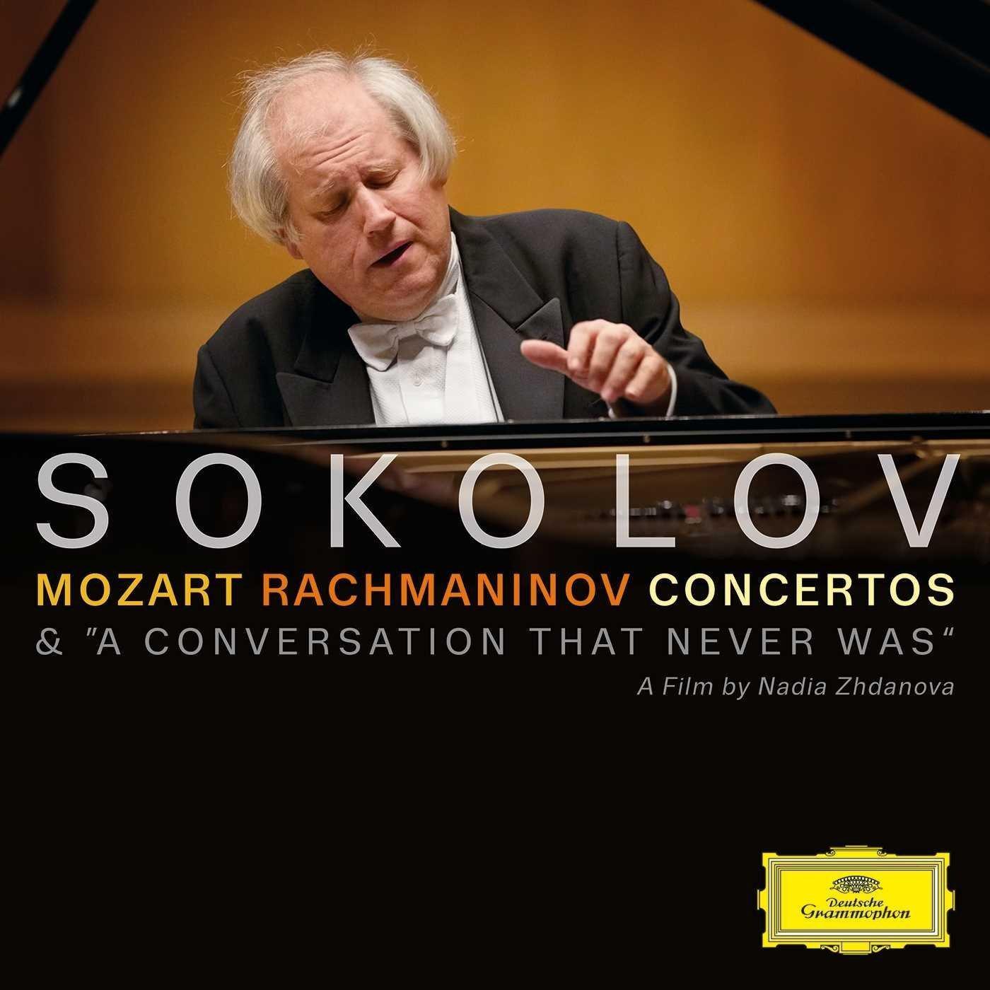 Mozart & Rachmaninov:PianoConcertos