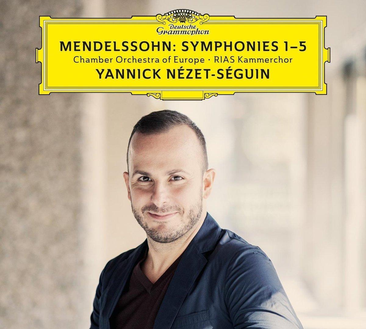 Mendelssohn: SymphoniesNos.1-5