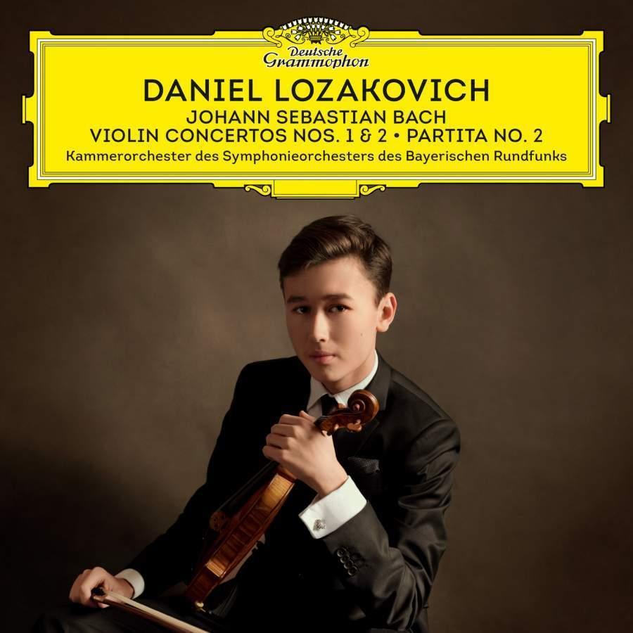 J.S Bach: Violin Concertos Nos. 1 & 2