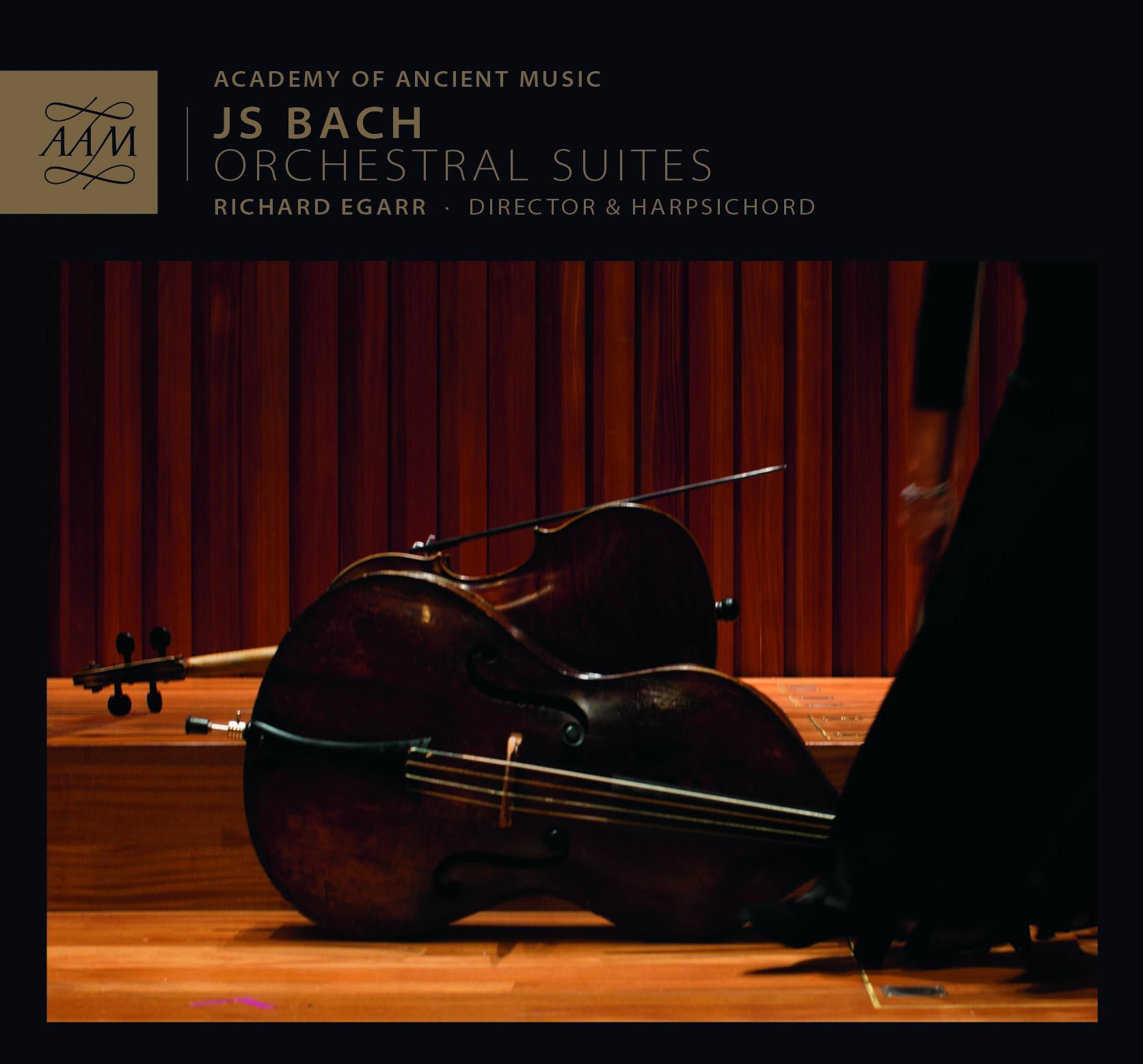 JS Bach: Orchestral Suites Nos. 1 - 4, BWV1066-1069