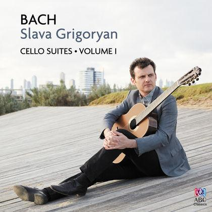 JS Bach: Cello Suites Volume1