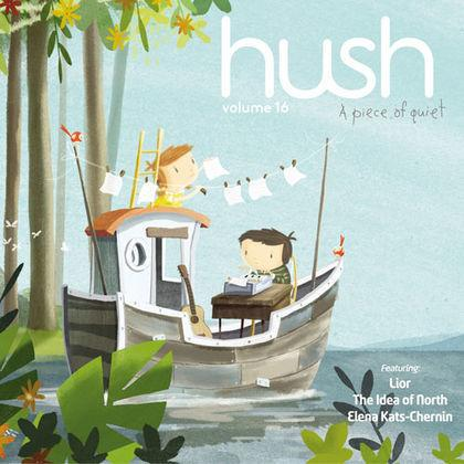 Hush Collection Volume 16: A Piece Of Quiet
