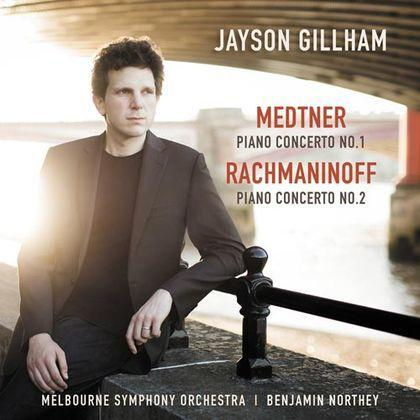Medtner: Piano Concerto No. 1 and Rachmaninoff Piano Concerto No. 2