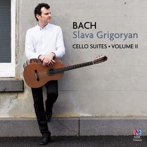 Bach: Cello Suites Volume II