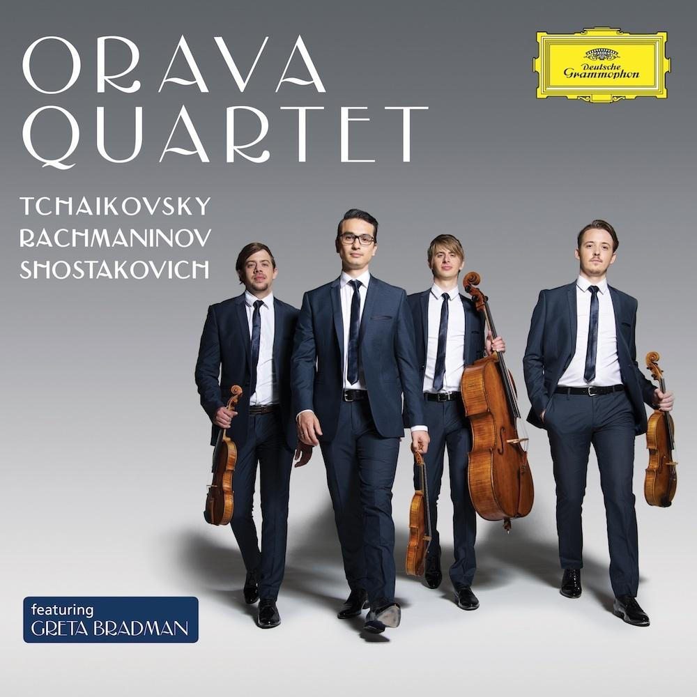 Tchaikovsky, Rachmaninov, Shostakovich:StringQuartets