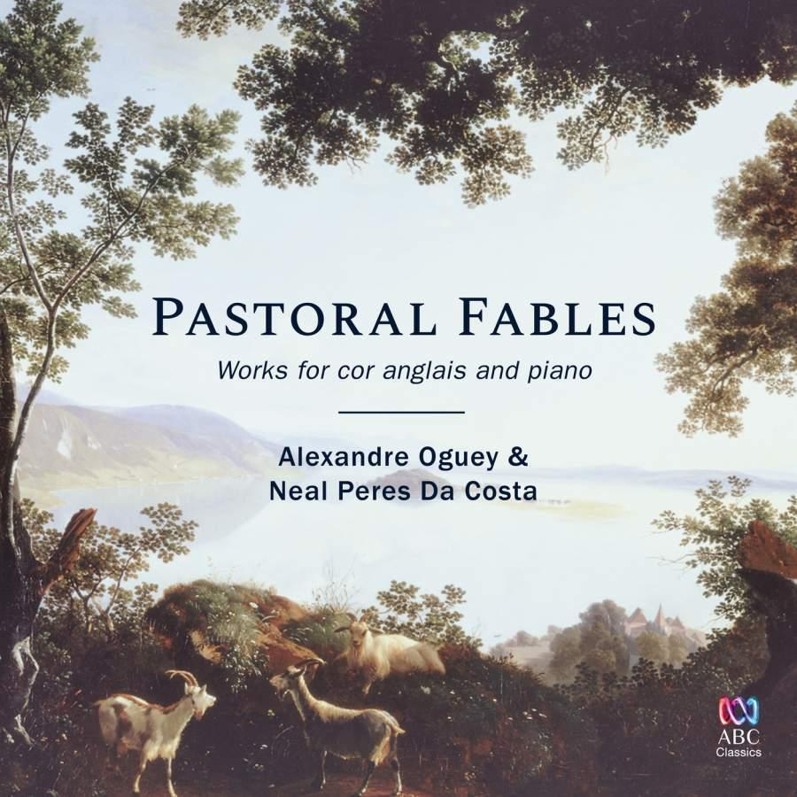 Pastoral Fables: Works for cor anglais and piano