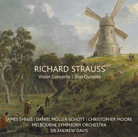 Richard Strauss: Violin Concerto andDonQuixote